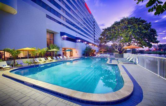 sheraton Miami